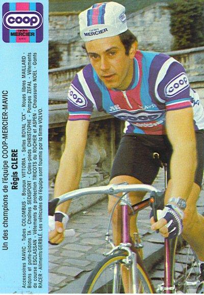 REGIS CLERE (1982)