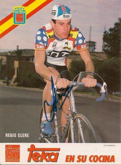 REGIS CLERE (1988)
