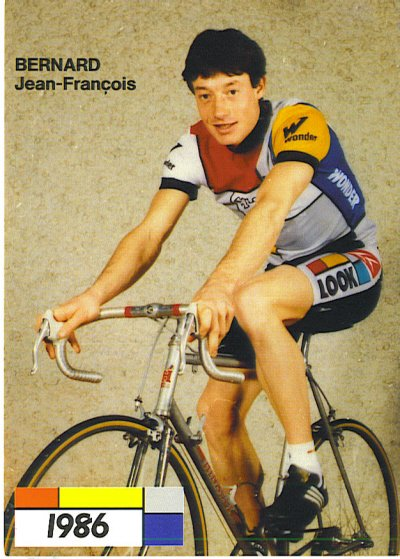 JEAN-FRANCOIS BERNARD (1986)