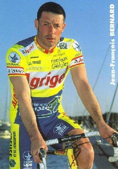 JEAN-FRANCOIS BERNARD (1996)
