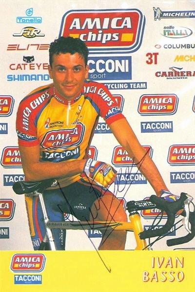 IVAN BASSO (2000)