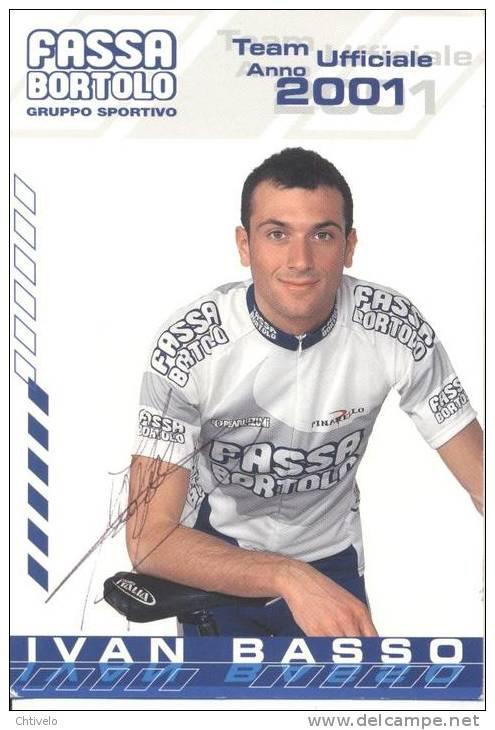 IVAN BASSO (2001)