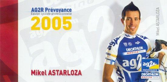 MIKEL ASTARLOZA (2005)