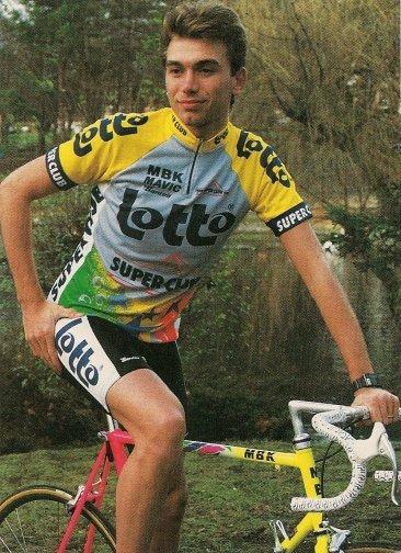 JOHAN BRUYNEEL (1990)