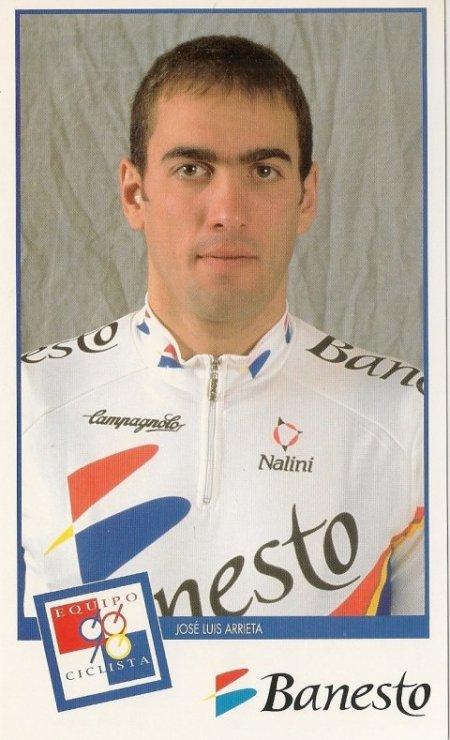 JOSE LUIS ARRIETA (1998)