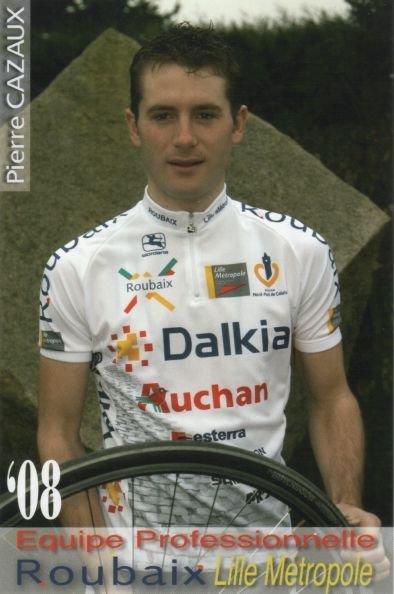 PIERRE CAZAUX (2008)