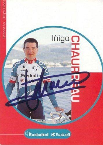 INIGO CHAURREAU (1999)