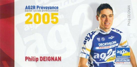 PHILIP DEIGNAN (2005)