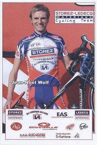 JEAN-NOEL WOLF (2007)