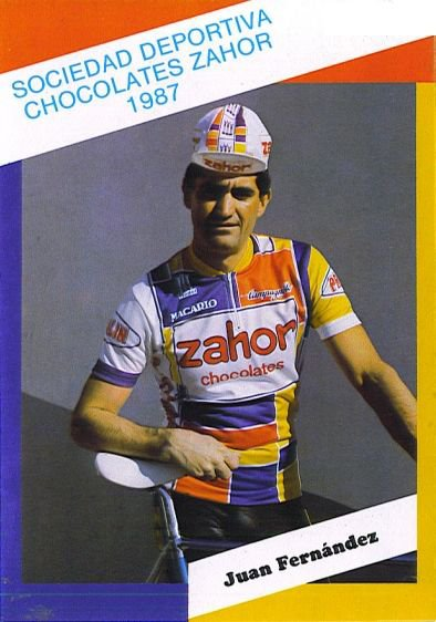 JUAN FERNANDEZ (1987)