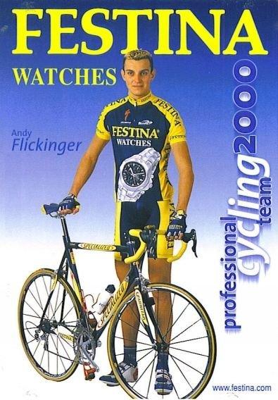 ANDY FLICKINGER (2000)