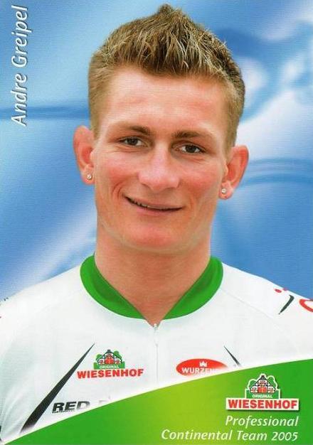 ANDRE GREIPEL (2005)