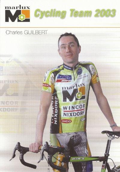 CHARLES GUILBERT (2003)