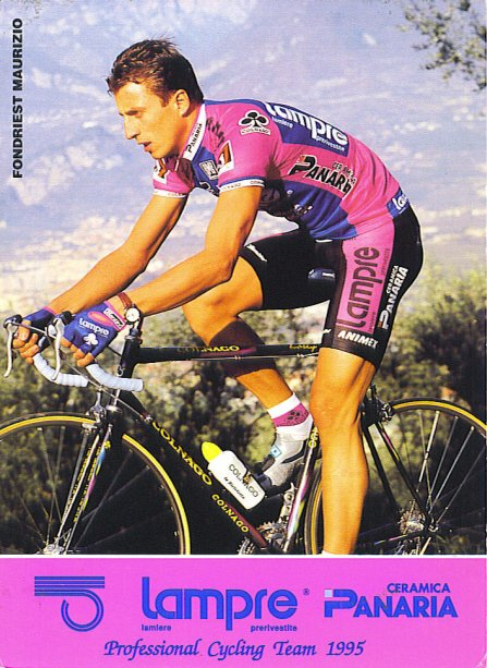MAURIZIO FONDRIEST (1995)