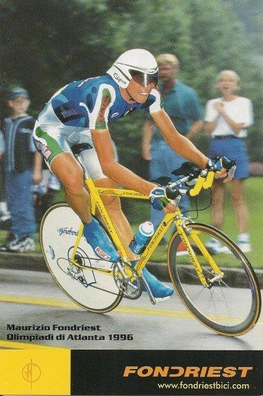 MAURIZIO FONDRIEST (1996)