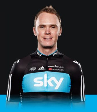 CHRISTOPHER FROOME (2012)
