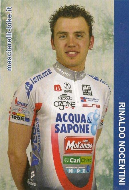 RINALDO NOCENTINI (2004)