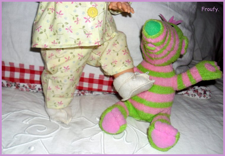 Ida et la série des pyjamas !
