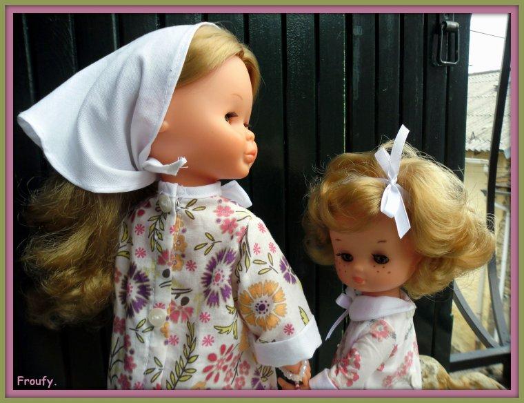 Les soeurs Famosa !