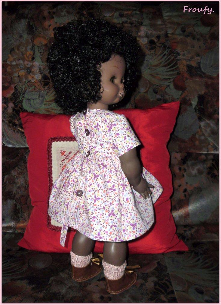 Marylisa est habillée !