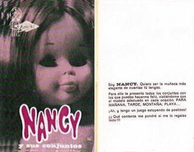 Pour les fans de Nancy de Famosa ...
