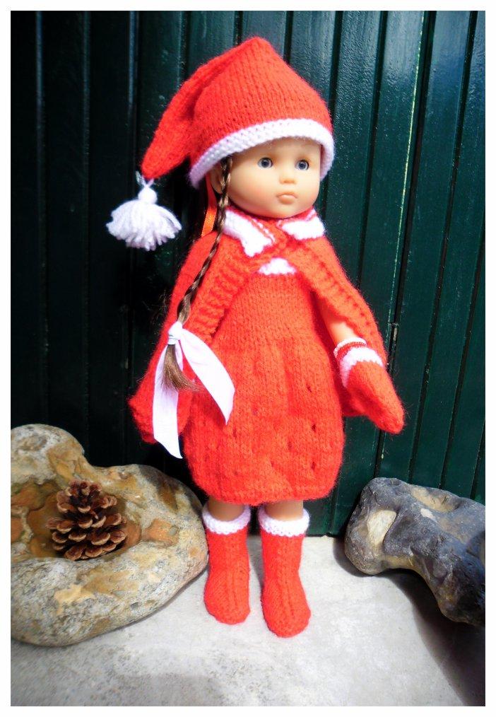 Térésa attend Noël !!!