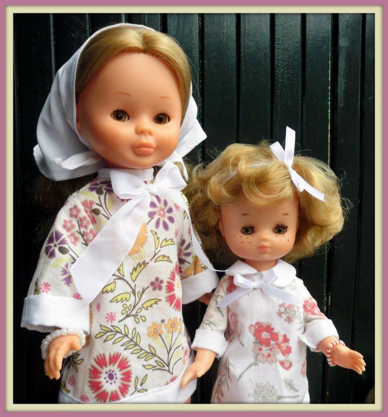 Bonne journée avec les soeurs Famosa !!!