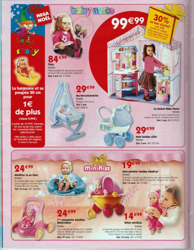 Catalogue ToysRus Noël 2008 partie 1