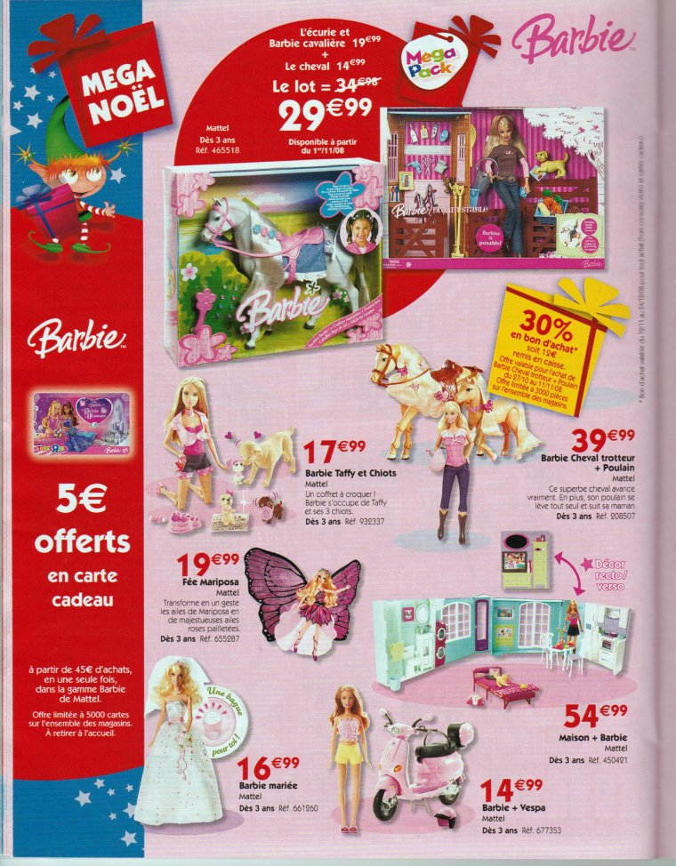 Catalogue ToysRus Noël 2008 partie 2