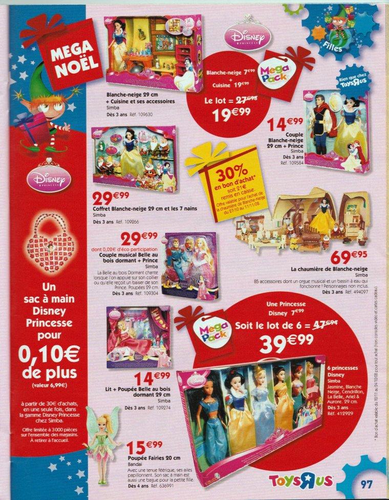 Catalogue ToysRus Noël 2008 partie 3 et fin