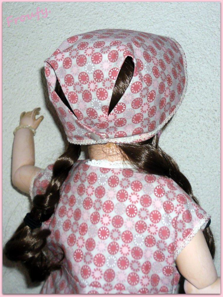 La nouvelle robe de Victoire !