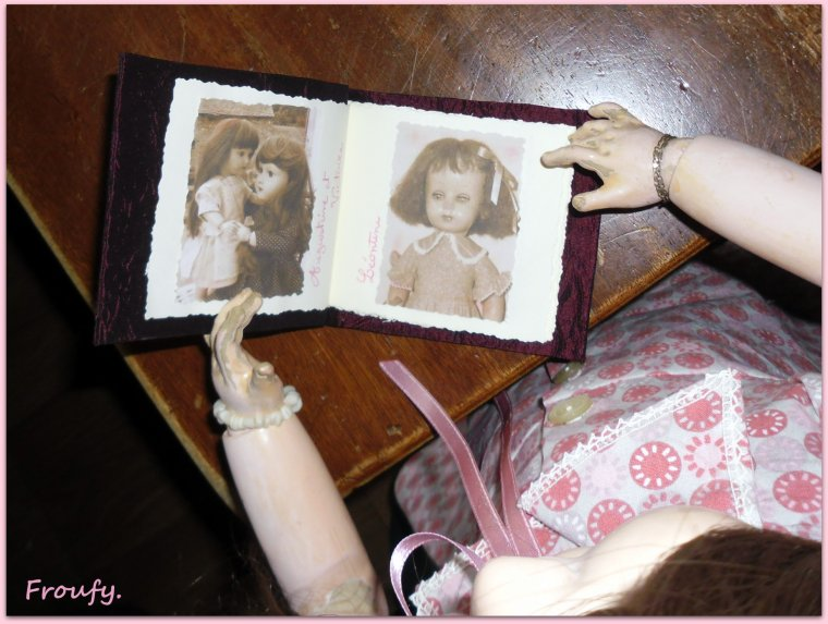 L'album de Victoire !