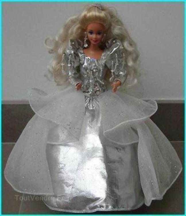 Pour les fans de Barbie ...