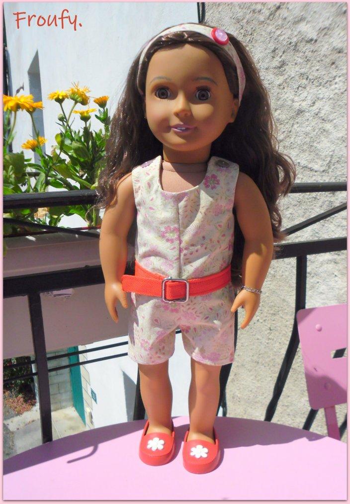 Tenue d'été pour Alejandra !!!