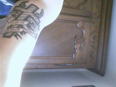Mon 2eme tatouage
