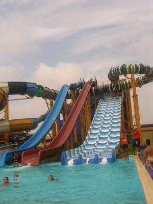 Kiffan club parc aquatique bordj el kiffen est d for Aquafortland alger piscine