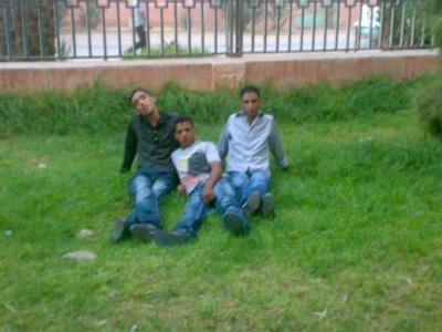 mohssine et abdelghafour et yassine