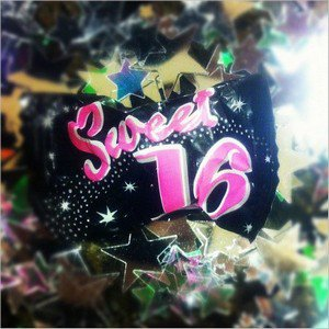 . 13 Novembre 2011: SWEET SIXTEEN  .