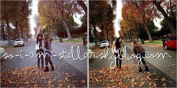 . Stella & Sammi via INSTAGRAM + Une photo de Stella & Vanessa .