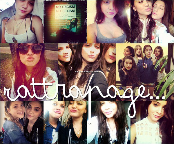 . RATTRAPAGE... Instagram :D  .