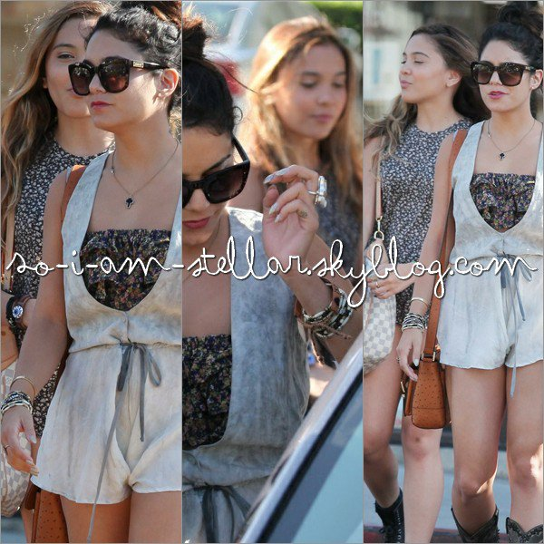 . 7 Juin 2012: Studio city with Older sister ; Pia mia & Austin .