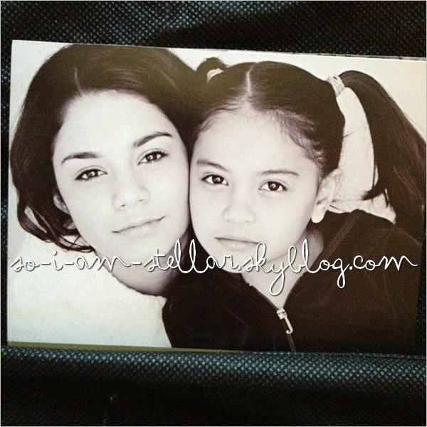 . Gina a poster cette photo des filles plus petites #CUTE ! .