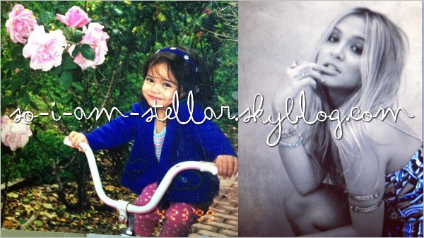 . 4 New pic's de Stella : Une enfant ; et les 3 autres récentes :) .
