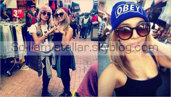 . S-I-A-S ♥ : Le retour de Pia & Stella ensemble .