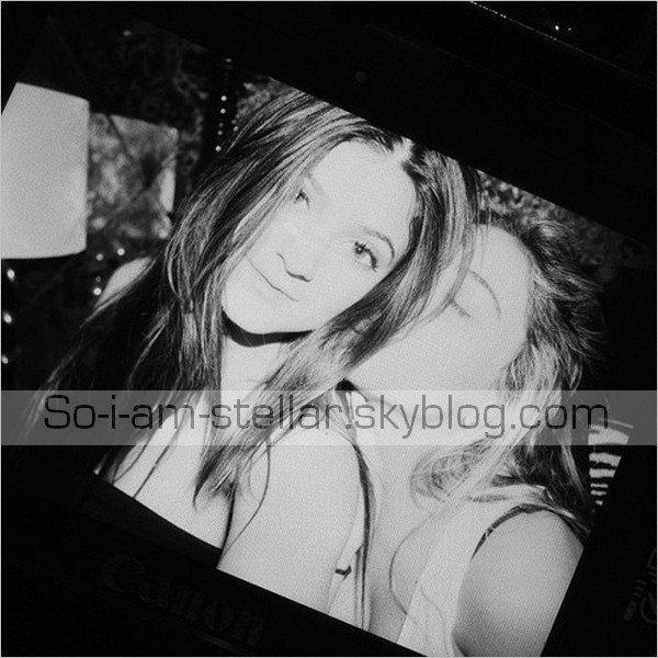 . Kylie Jenner & Stella, une nouvelle amitiée bien affiché ;) .