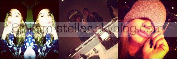 . Nouvelle photo avec Brogan & Jordyn + Une nouvelle de Stella (RARE)  .