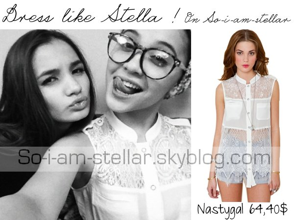 Dress like Stella ! (M.)