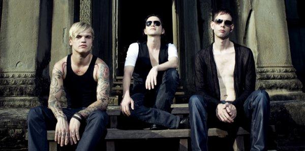 """_______G-r-o-u-p-e-:_______Placebo, un groupe de Rock Alternatif Britannique. - Il a été formé en 1994 à Londres (Angleterre) et est composé de 3 membres (Brian Molko, Stefan Olsdal et Steve Forrest).  Ils sont donc actifs depuis 1994 jusqu'à aujourd'hui néanmoins leur premier album studio n'a été enregistré qu'en 1996. Pendant tout ce temps, ils ont pu enregistré 5 albums et 1 compilation. J'adore énormement ce groupe, c'est (comme d'habitude) mon père qui me les a fait découvrir, et une des premières fois quand j'ai vraiment écouté leur chansons c'était en 2003 (Ah une année qui a été le tournant de ma vie x)) quand le clip de """"The Bitter End' passait."""