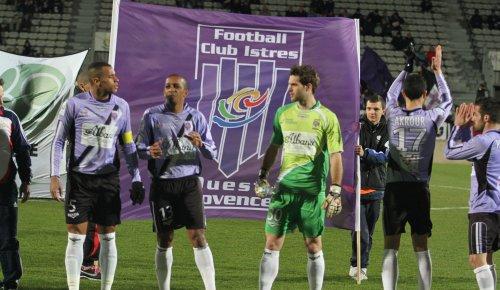 Istres finit 11em de Ligue 2 en 2011