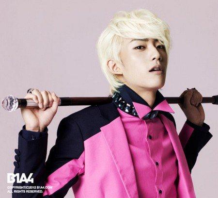 Membres Of B1A4 <3 (l) (l) ^_^